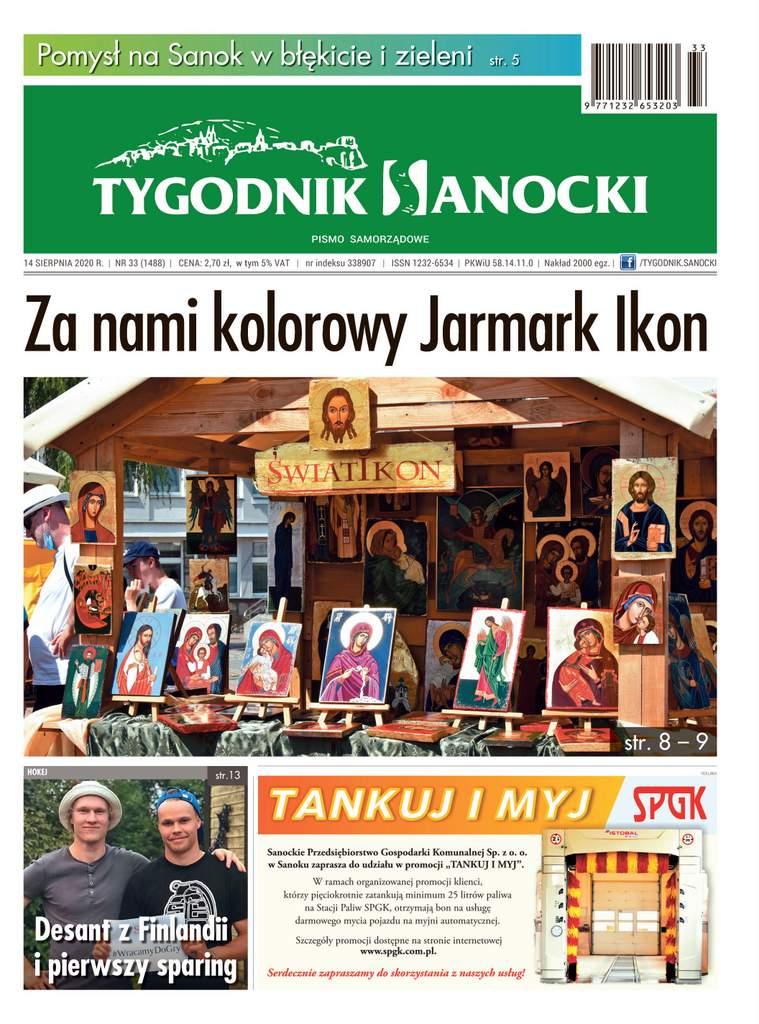 Kolorowy Jarmark Ikon za nami - czyli co nowego w Tygodniku