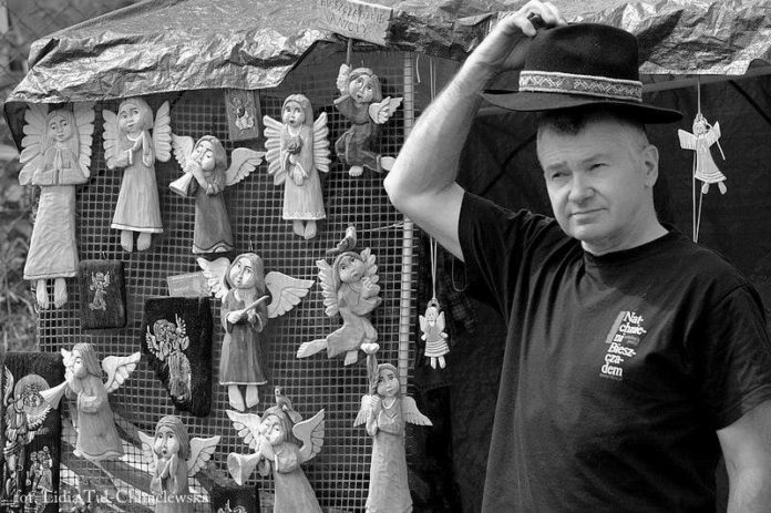 Po długiej chorobie zmarł znany i ceniony rzeźbiarz – Antoni Łuczka