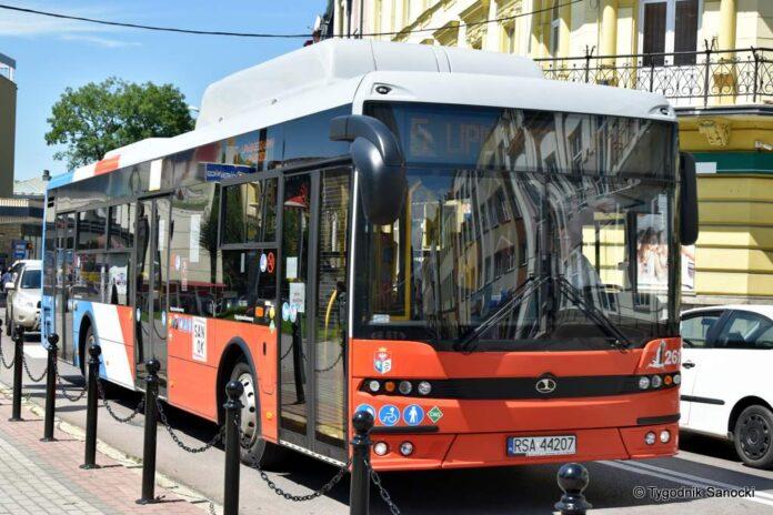 Zmiany w kursowaniu autobusów miejskich