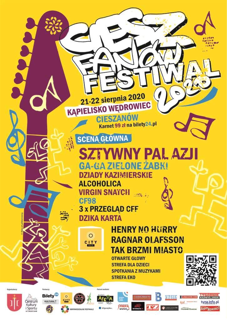 Lato uratowane – Ciesz Fanów Festiwal