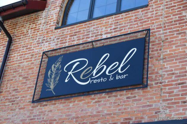 Rebel, czyli bunt w menu
