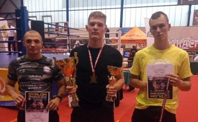 Adam Tutak Mistrzem Polski W 86 kg i najlepszym Juniorem mistrzostw