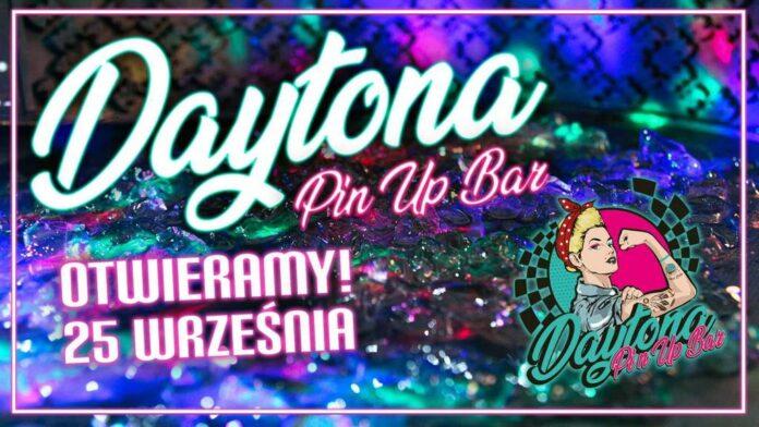 DAYTONA Pin-up Bar - otwarcie już w piątek. UWAGA KONKURS DLA CZYTELNIKÓW