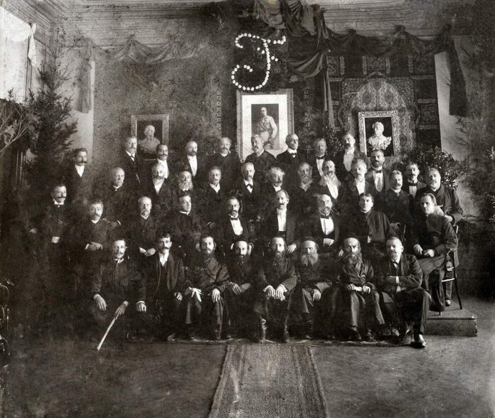 Historia na weekend: Rada Miasta Sanoka anno Domini 1908