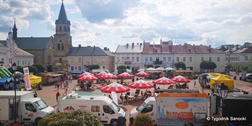 Trwa Street Food Polska Festival w Sanoku