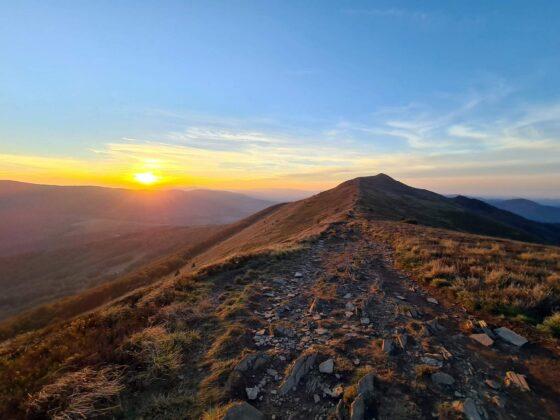 Jesienią góry są najszczersze - piękna fotogaleria nadesłana przez czytelnika