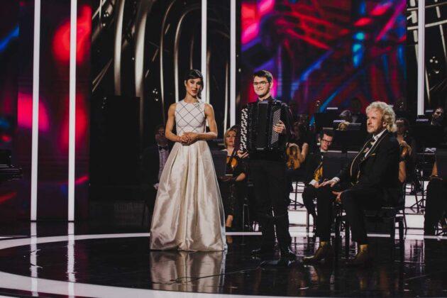 WIRTUOZI V4+ – Dawid Siwiecki z Krzywych w międzynarodowym talent show