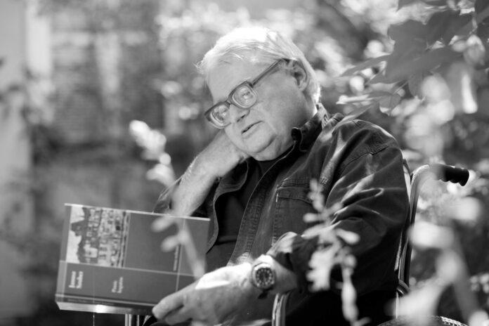 Janusz Szuber, poeta. Będziemy pamiętać