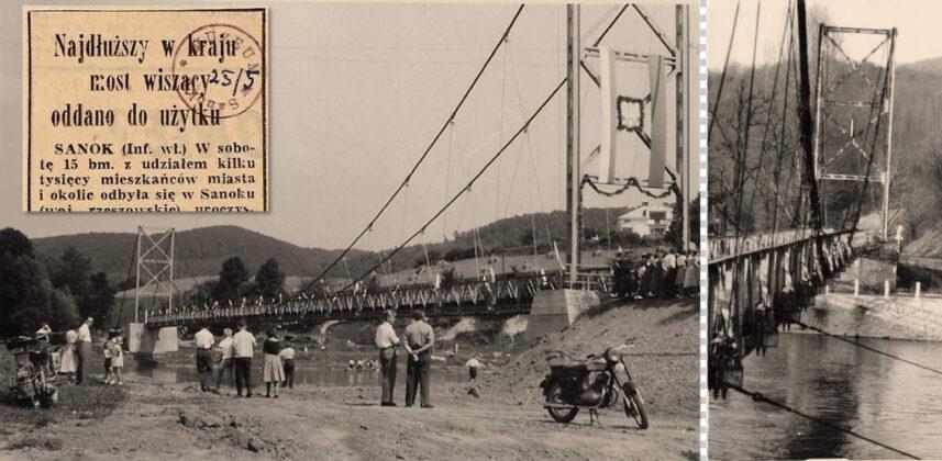 Mosty na Sanie w Sanoku