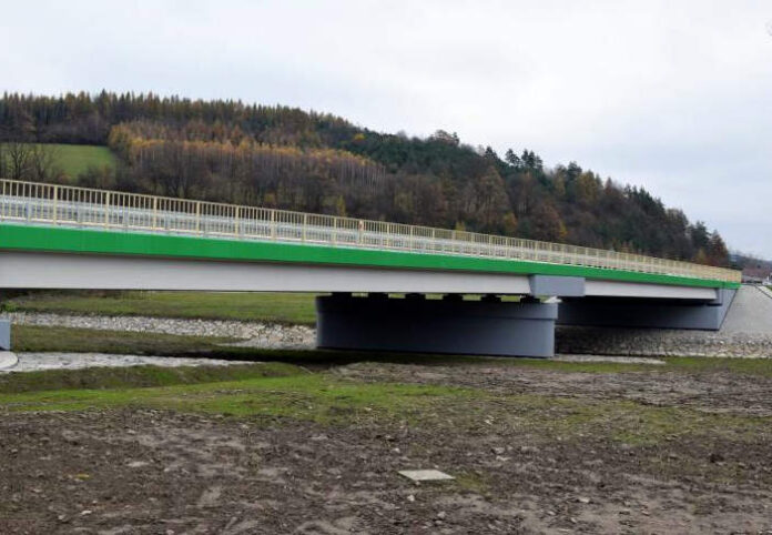 Most w Tyrawie Solnej otwarty