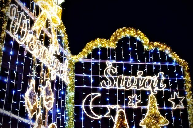 Na sanockim Rynku świątecznie