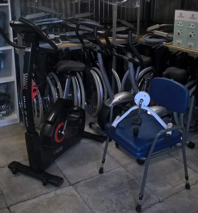 Niesiemy pomoc osobom niepełnosprawnym
