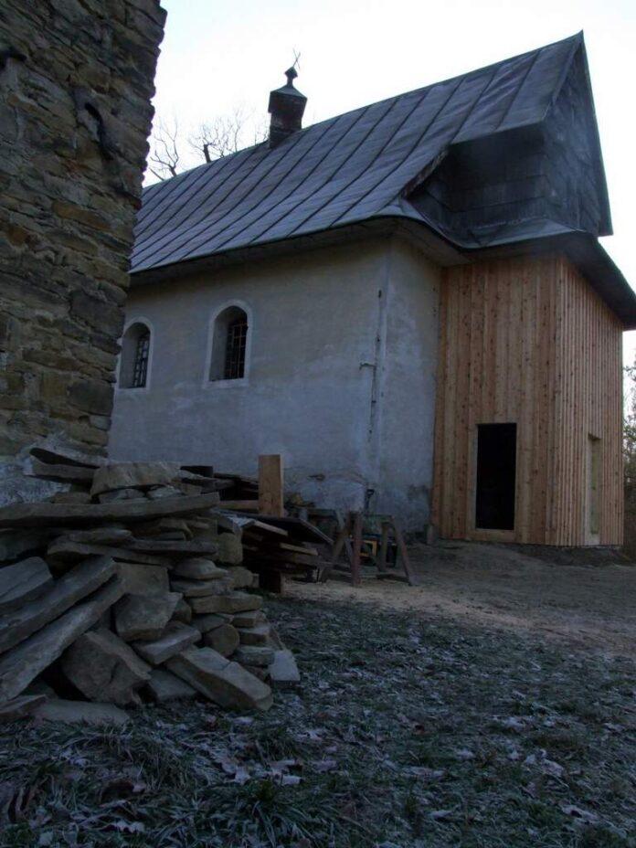 Zakończenie pierwszego etapu prac w grabiowiańskiej cerkwi