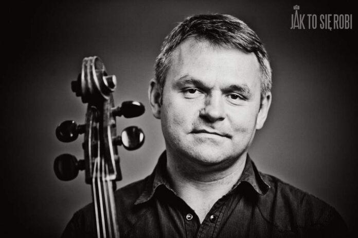 Bolesław Błaszczyk światowej sławy muzyk gościem Tygodnika Sanockiego