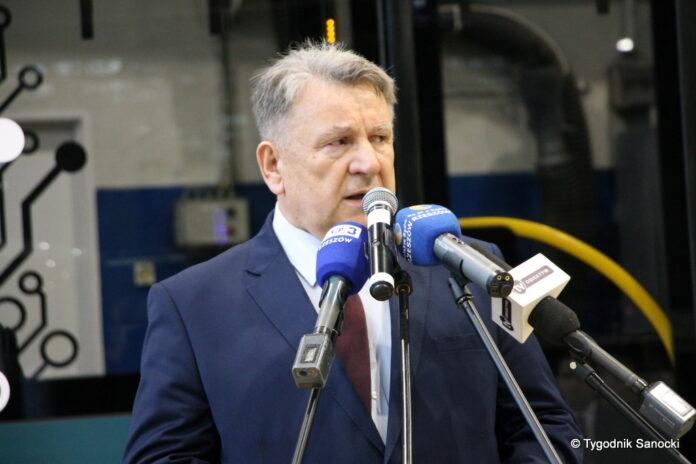 Prezes Autosanu Eugeniusz Szymonik odwołany!