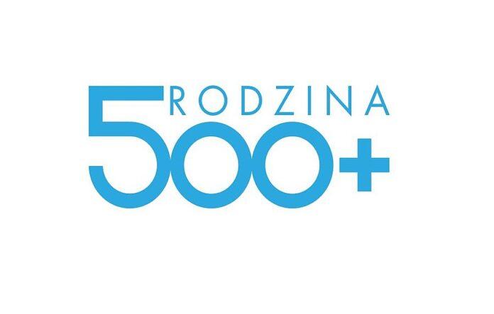 500 plus w 2021 r.
