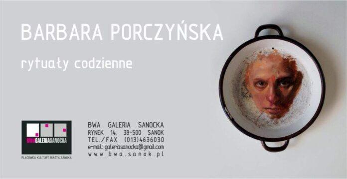 Barbara Porczyńska - Rytuały codzienne