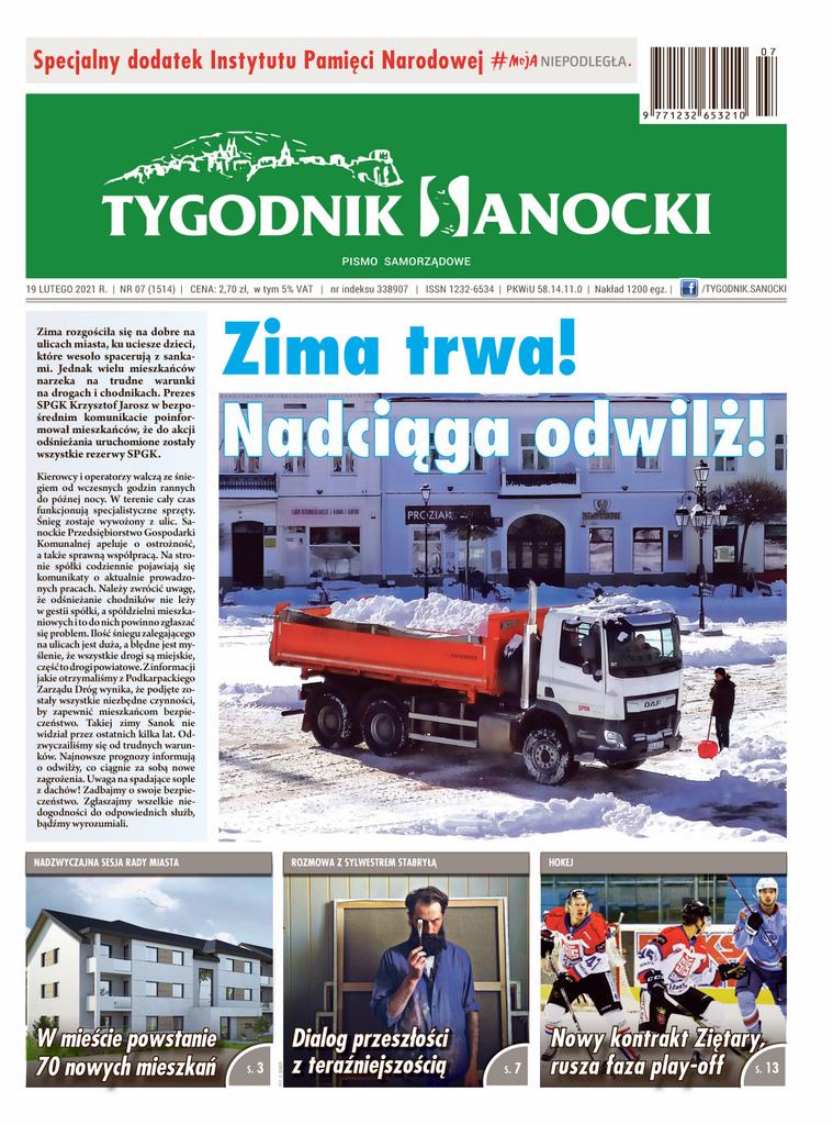 """Zima trwa! Nadciąga odwilż! - czyli co nowego w """"TS"""" plus specjalny dodatek Instytutu Pamięci Narodowej"""
