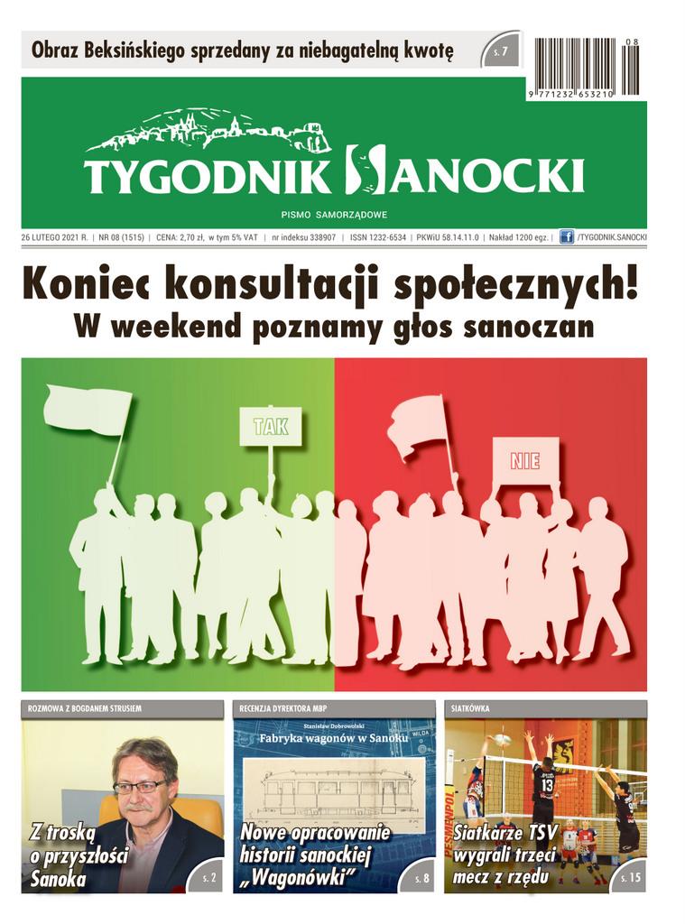 """W weekend poznamy głos sanoczan - czyli co nowego w """"TS"""""""