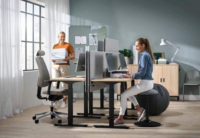 Jak wybrać krzesło biurowe dla młodych i aktywnych pracowników?