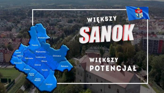 Poszerzenie granic Sanoka: dlaczego warto rozważyć przyłączenie Trepczy?