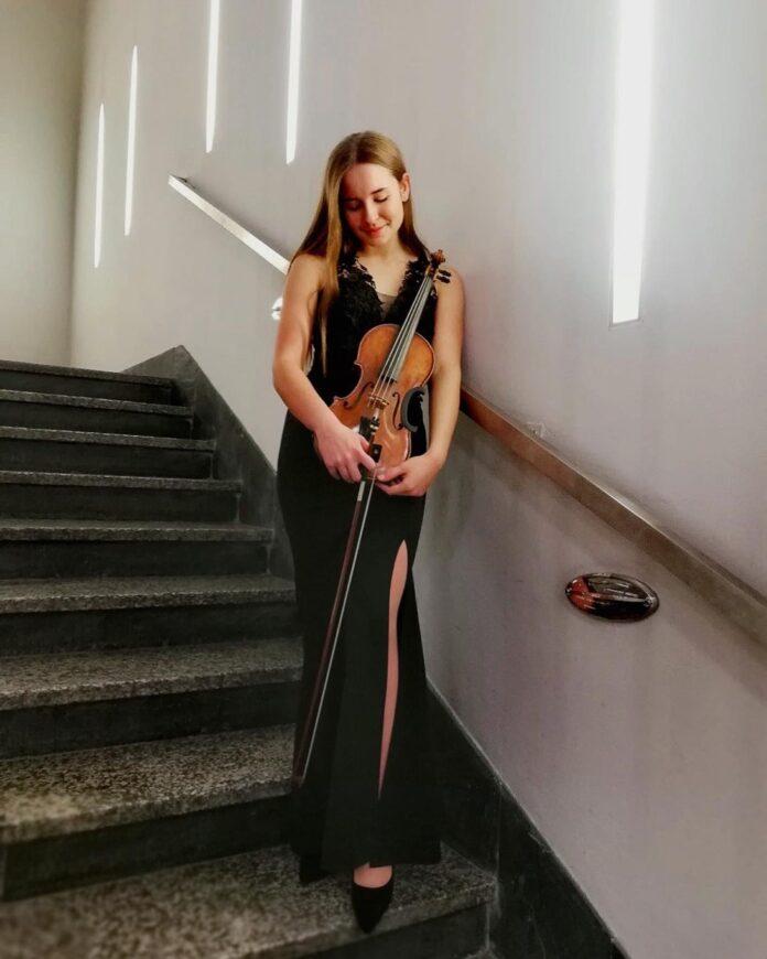 Melisa Skubisz studentką MDW Uniwersytetu Muzyki i Sztuk Performatywnych w Wiedniu - sukces młodej skrzypaczki z Sanoka