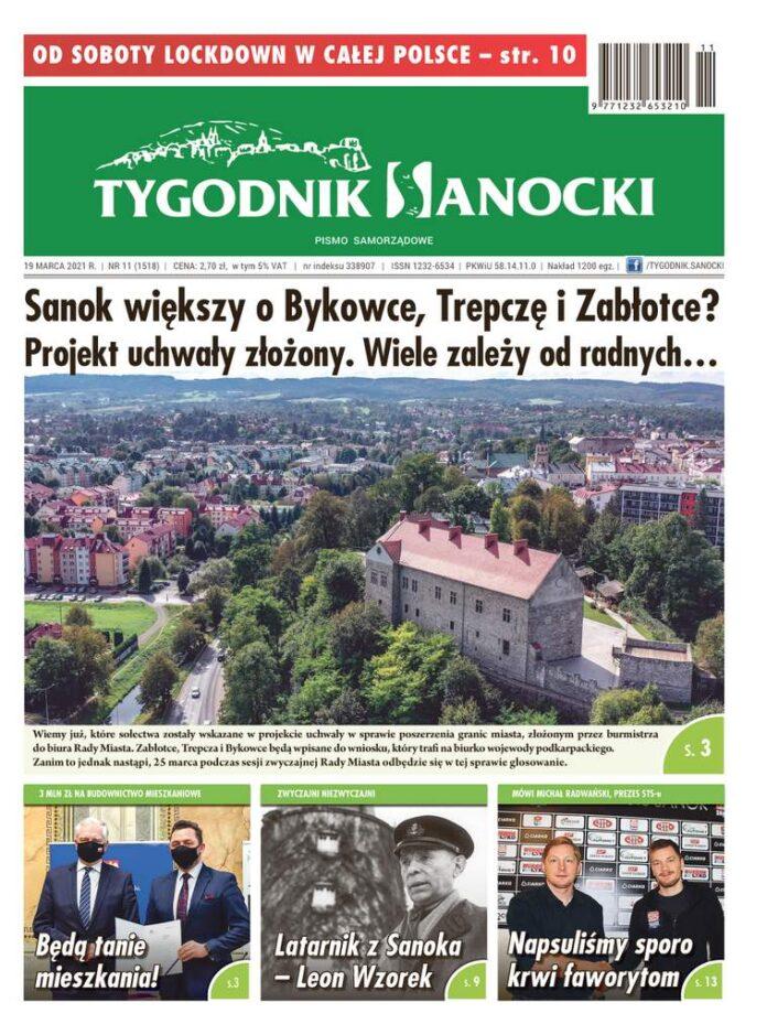 Większy Sanok - czyli co nowego w nowym Tygodniku