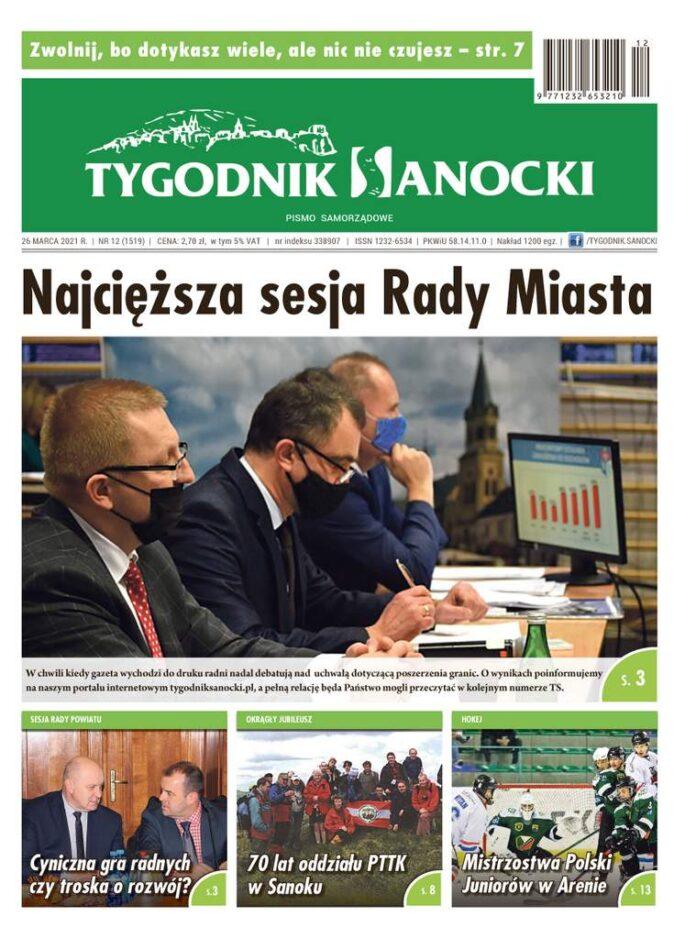 Najcięższa sesja Rady Miasta - czyli co nowego w Tygodniku