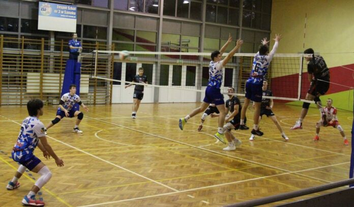 Pewne zwycięstwo juniorów TSV!