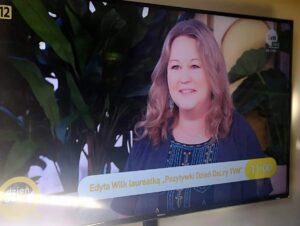 Nasza redakcyjna koleżanka Edyta Wilk otrzymała wyjątkowe wyróżnienie od widzów programu Dzień Dobry TVN
