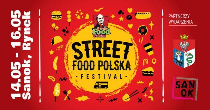 Smaczne jedzenie? Zapraszamy na Street Food Polska Festival do Sanoka!