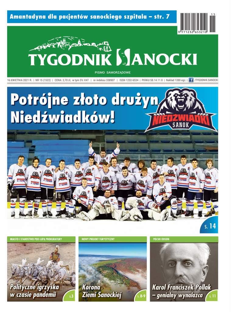 Potrójne złoto drużyn Niedźwiadków - czyli co w najnowszym numerze Tygodnika