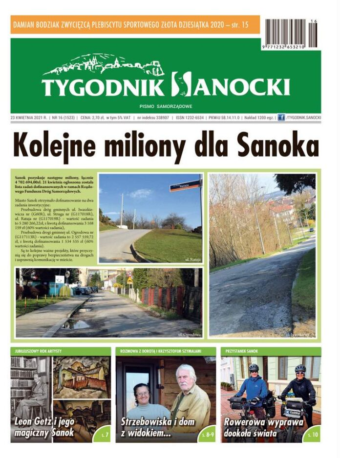 Kolejne miliony dla Sanoka - czyli co w najnowszym Tygodniku