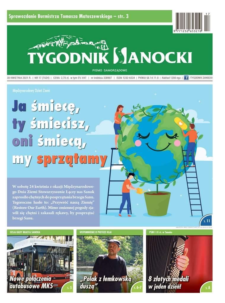 Ja śmiecę, ty śmiecisz - czyli co nowego w Tygodniku