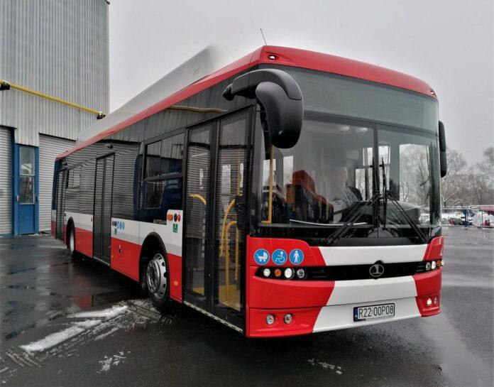 Elektryczne autobusy na sanockich drogach