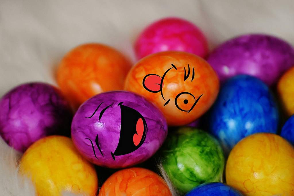 Jajko - symbol nadziei i witalności