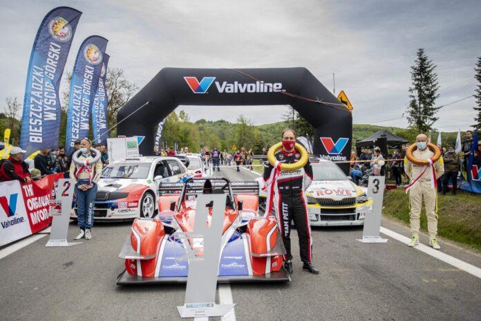 Sebastien Petit wygrywa 47. Bieszczadzki Wyścig Górski - Valvoline FOTO