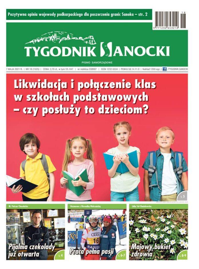 Likwidacja i połączenie klas w Szkołach Podstawowych - czyli co w najnowszym numerze Tygodnika