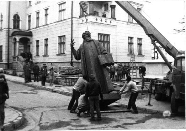 35-lecie odsłonięcia pomnika Grzegorza z Sanoka