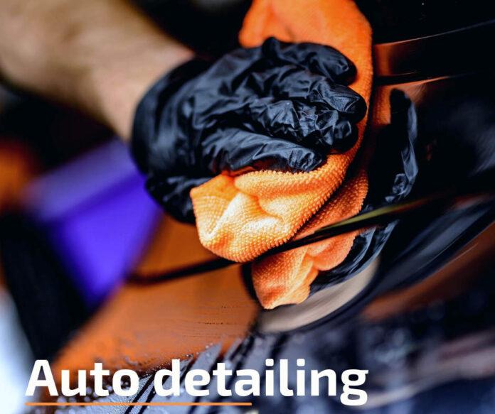 Auto detailing – czyli jak odnowić wygląd samochodu.