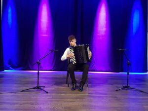 Sukcesy akordeonistów