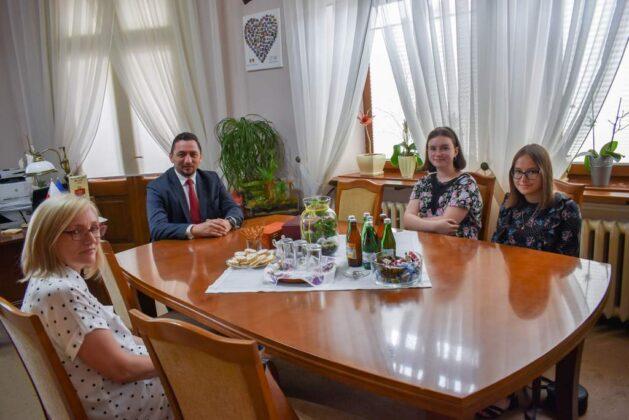 Sanoczanki zdobyły mandat do Sejmu Dzieci i Młodzieży