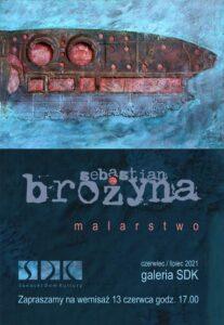 Sebastian Brożyna-wystawa