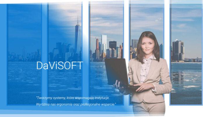 DaViSOFT - systemy wspomagające instytucji