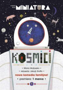 """Kosmici"""" - opowieść o (prze)życiu w kosmosie"""