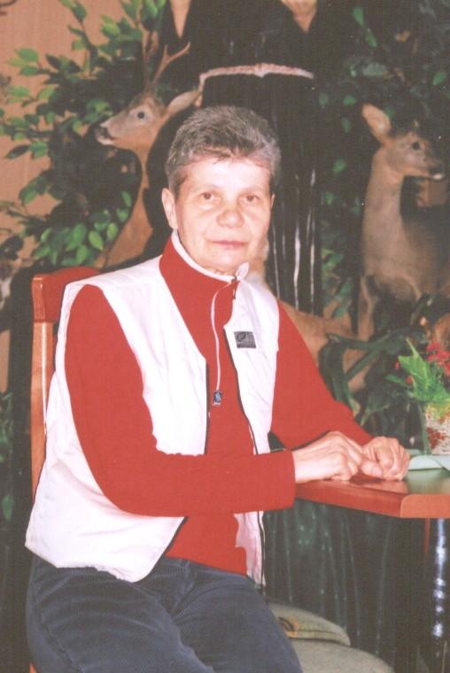 Maria Orzechowska (1944 - 2021)