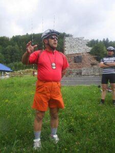 Lewą i prawą stroną Sanu z Bezmiechową - wycieczka rowerowa z przewodnikiem PTTK