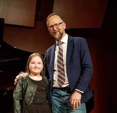Szczęśliwa siódemka – czyli laury Laury Pietryki w drugim półroczu III klasy fortepianu u Janusza Ostrowskiego