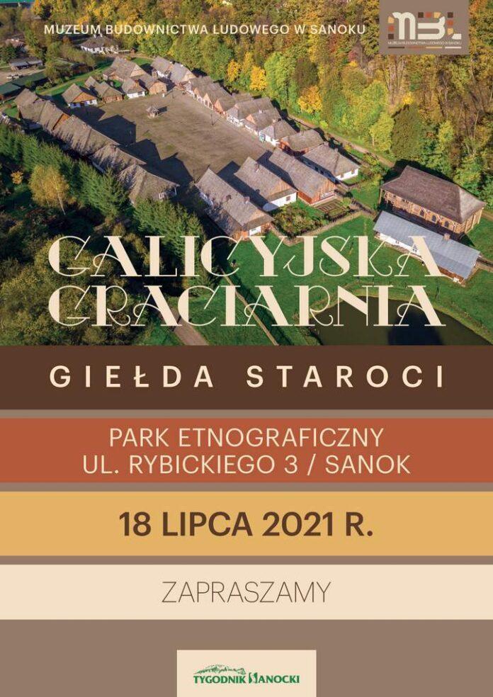 Galicyjska Graciarnia już w najbliższą niedzielę