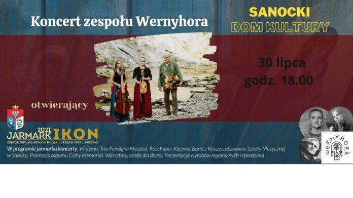 Wernyhora w Sanockim Domu Kultury już w piątek